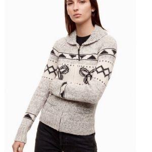TNA Cowichan Sweater
